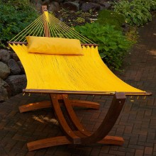 Double Hammock YELLOW - from your hammocks shop in USA