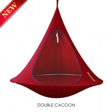 Cacoon Double Chili Red