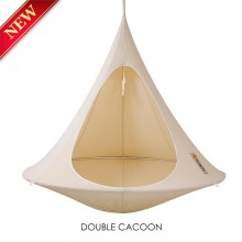 Cacoon Double Natural White