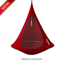 Cacoon Single Chili Red