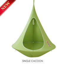 Cacoon Single Leaf Green