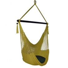 Caribbean large hammock chair (Olive) - from your hammocks shop in USA