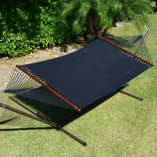 Caribbean jumbo hammock (Black) - from Hammocks of Americas