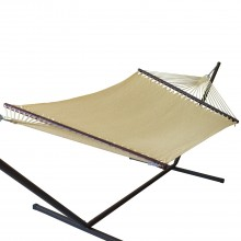 Caribbean jumbo hammock (Cream) - from Hammocks of Americas