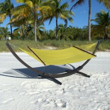 Caribbean jumbo hammock (Olive) - from Hammocks of Americas