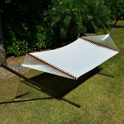 Caribbean jumbo hammock (White) - from your hammocks shop in USA