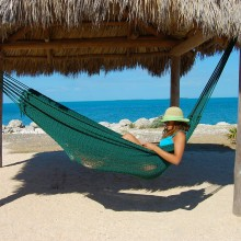 CARIBBEAN HAMMOCK MAYAN (Green) - from Hammocks of Americas