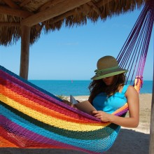 CARIBBEAN HAMMOCK MAYAN (Multicolor) - from Hammocks of Americas