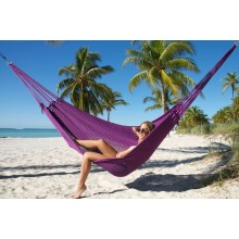 Caribbean mayan hammock (Purple) - from your hammocks shop in USA