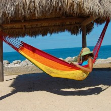 Caribbean mayan hammock (Rainbow) - from your hammocks shop in USA