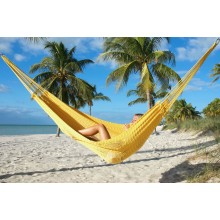 Caribbean mayan hammock (Yellow) - from your hammocks shop in USA