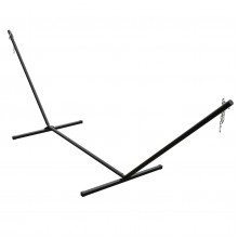 Hammock Stand (Black Tubular Steel) 15 ft. - from Hammocks of Americas