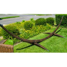 Wicker Hammock Stand- from Hammocks of Americas