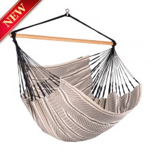 La Siesta Hammock Chair Kingsize ( Habana Zebra ) - from Hammocks of Americas