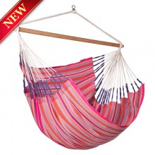 La Siesta Hammock Chair Kingsize ( Habana Flamingo ) - from Hammocks of Americas