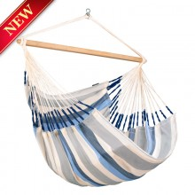 La Siesta Hammock Chair Kingsize ( Domingo Sea Salt ) - from Hammocks of Americas
