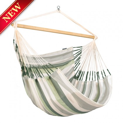 La Siesta Hammock Chair Kingsize ( Domingo Cedar ) - from Hammocks of Americas