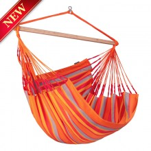 La Siesta Hammock Chair Kingsize ( Domingo Toucan ) - from Hammocks of Americas