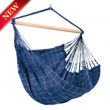 La Siesta Hammock Chair Kingsize ( Domingo Marine ) - from Hammocks of Americas