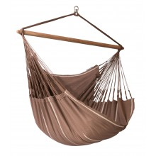 La Siesta Hammock Chair Kingsize ( Habana Chocolat ) - from Hammocks of Americas