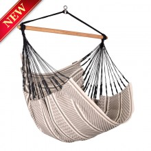 La Siesta Hammock Chair Large (Habana Zebra) - from Hammocks of Americas