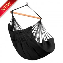 La Siesta Hammock Chair Large (Habana Onix) - from Hammocks of Americas