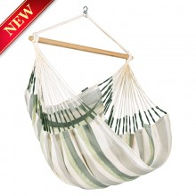 La Siesta Hammock Chair Large (Domingo Cedar) - from Hammocks of Americas