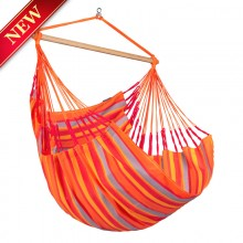 La Siesta Hammock Chair Large (Domingo Toucan) - from Hammocks of Americas