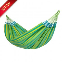 La Siesta Hammock Double ( Brisa Lime ) - from Hammocks of Americas