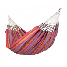 La Siesta Hammock Double ( Carolina Flowers ) - from Hammocks of Americas