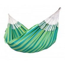 La Siesta Hammock Double ( Carolina Spring ) - from Hammocks of Americas