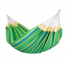 La Siesta Hammock Double ( Currambera Kiwi ) - from Hammocks of Americas