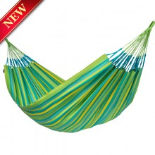 La Siesta Hammock Kingsize ( Brisa Lime ) - from Hammocks of Americas