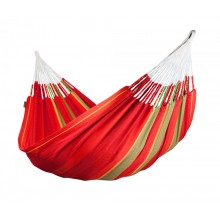 La Siesta Hammock Kingsize ( Flora Chili ) - from Hammocks of Americas