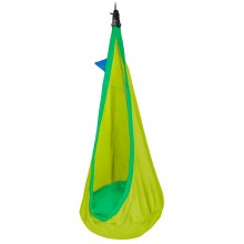 Joki Froggy - Organic Cotton Kids Hanging Nest with Suspension