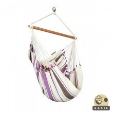 """Hammock Chair"" Basic Caribeña Purple - By the hammocks store of Americas"