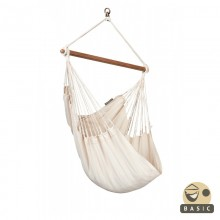 """Hammock Chair"" Basic Modesta Latte - By the hammocks store of Americas"