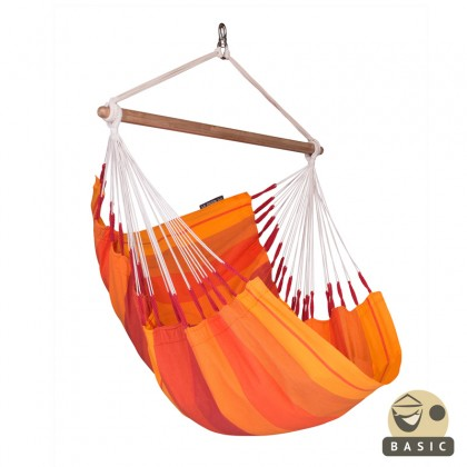 """Hammock Chair"" Basic Orquidea Volcano - By the hammocks store of Americas"