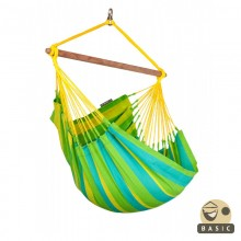 """Hammock Chair"" Basic Sonrisa Lime - By the hammocks store of Americas"