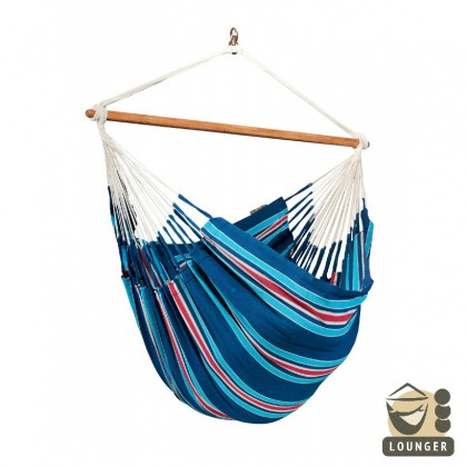 """Hammock Chair"" lounger Currambera Blueberry - By hammocks store of Americas"