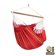 """Hammock Chair"" lounger Currambera Cherry - By the hammocks store of Americas"