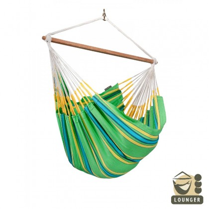 """Hammock Chair"" lounger Currambera Kiwi - By the hammocks store of Americas"
