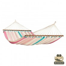 """Double Hammock"" with bars Colada Lychee - By the hammocks store of Americas"