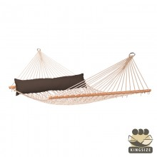 """Hammock with spreader bars"" Kingsize CALIFORNIA Arabica - By the hammocks store of Americas"
