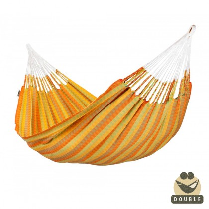 """Double Hammock"" Carolina Citrus - By the hammocks store of Americas"