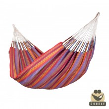 Double Hammock Carolina Flowers - from your hammocks shop in USA