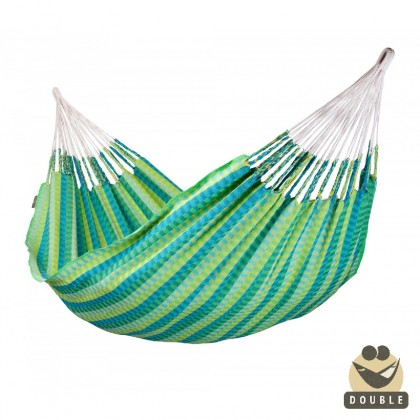 """Double Hammock"" Carolina Spring - By the hammocks store of Americas"