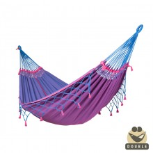 """Double Hammock"" COPA samurai blue - By the hammocks store of Americas"