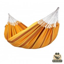 """Double Hammock"" Currambera Apricot - By the hammocks store of Americas"