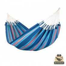 """Double Hammock"" Currambera Blueberry - By the hammocks store of Americas"